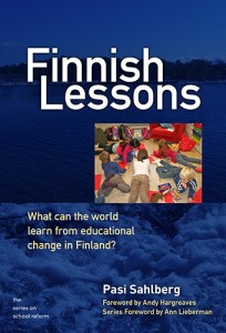 "Su ""Finnish Lessons"" di Pasi Sahlberg"