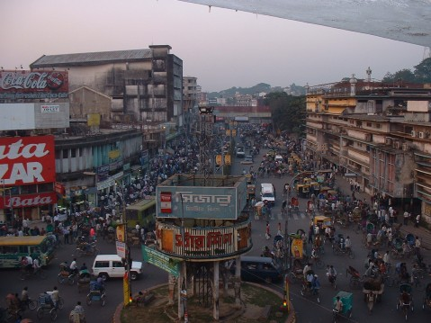 La superficie del Bangladesh/2