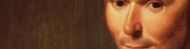 Su Machiavelli. Un'intervista di Blanca Llorca Morell a Francesco Bausi