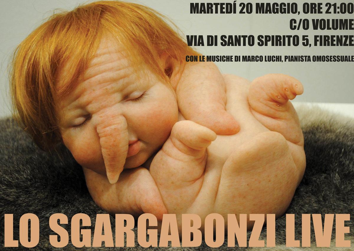 Lo Sgargabonzi è il migliore scrittore comico italiano