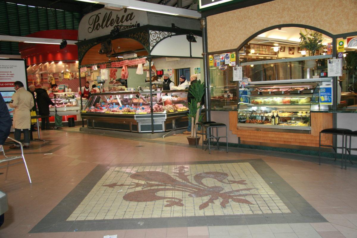 Il vostro inviato al mercato di Sant'Ambrogio