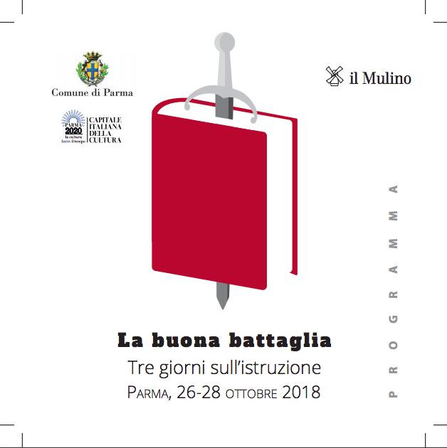 Parma, 26-28 ottobre. La buona battaglia. Tre giorni sull'istruzione
