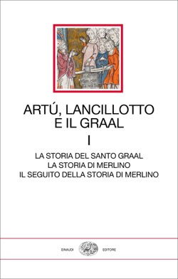 Il Lancelot-Graal in italiano, finalmente