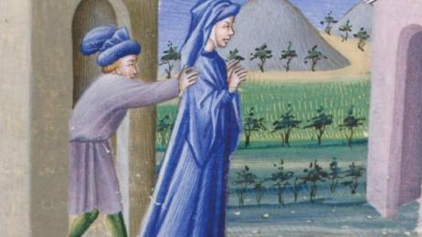 """Su """"Dante Alighieri. Una vita"""" di Paolo Pellegrini"""
