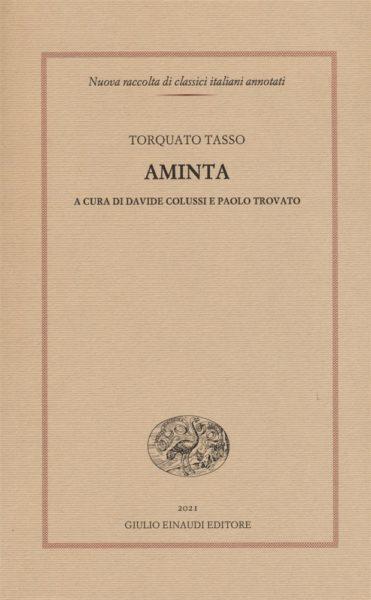 Una nuova edizione dell'Aminta di Tasso