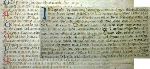 Marco Grimaldi sul Dante ritrovato a Pavia